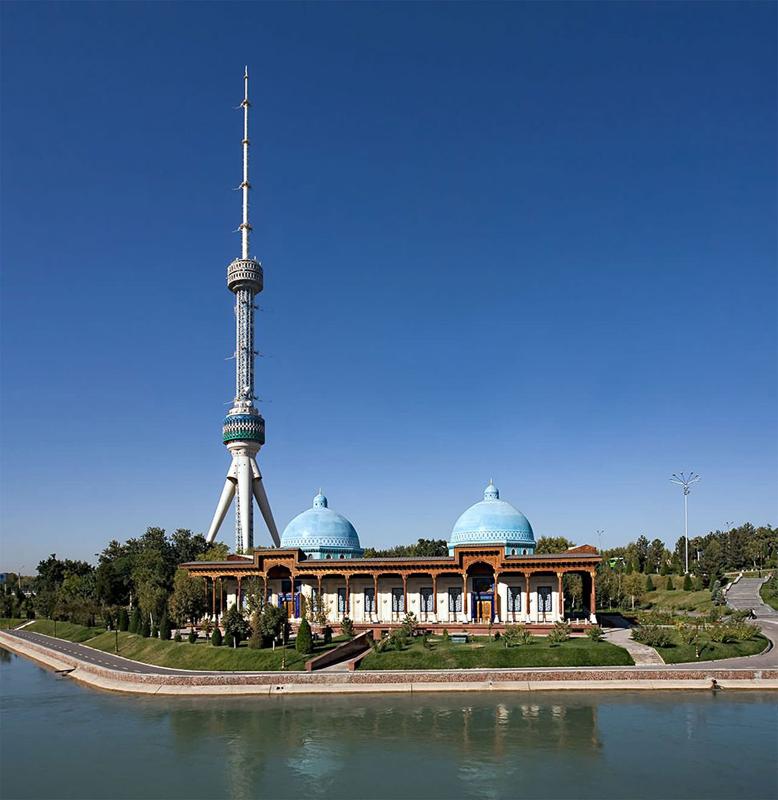 乌兹别克斯坦塔什干塔