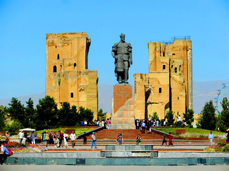 乌兹别克斯坦沙赫里萨布兹