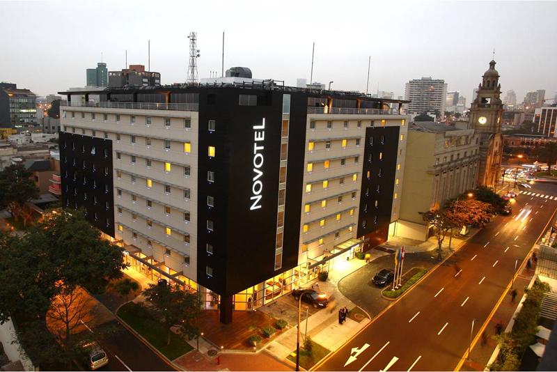 秘鲁诺富特利马酒店