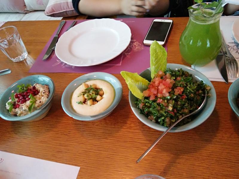沙迦阿拉伯美食