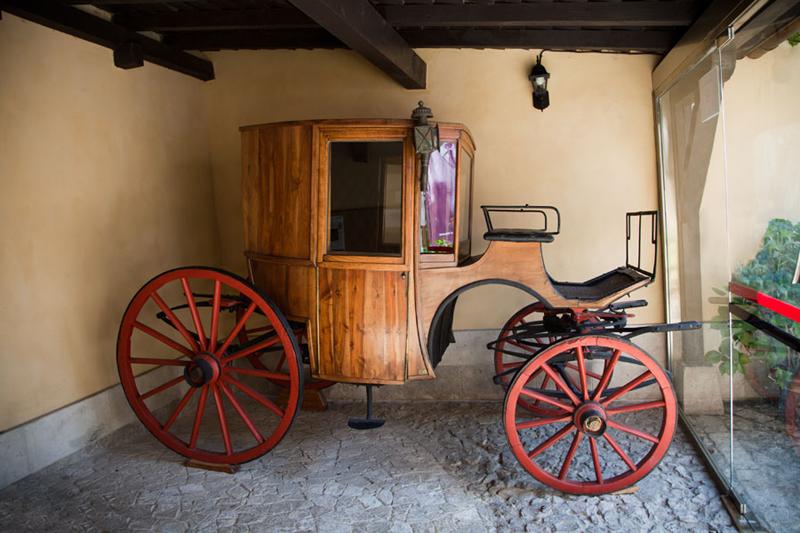 西班牙巴利亚多利德索里利亚故居博物馆展览