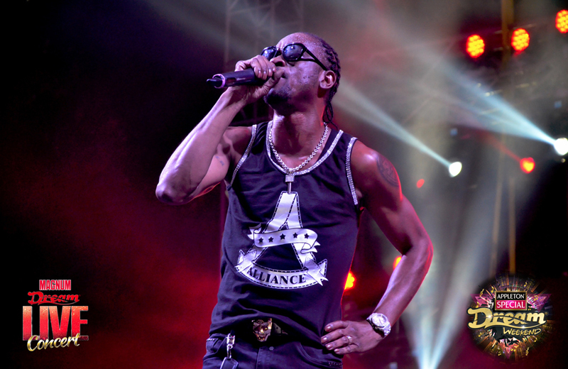 牙买加梦想现场演唱会