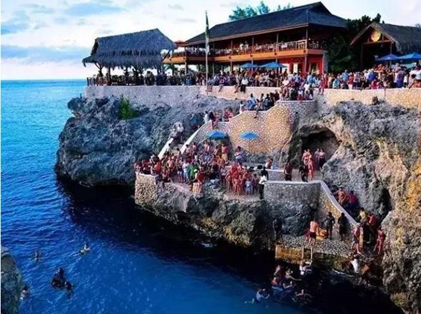 牙买加尼格瑞尔里克斯咖啡馆