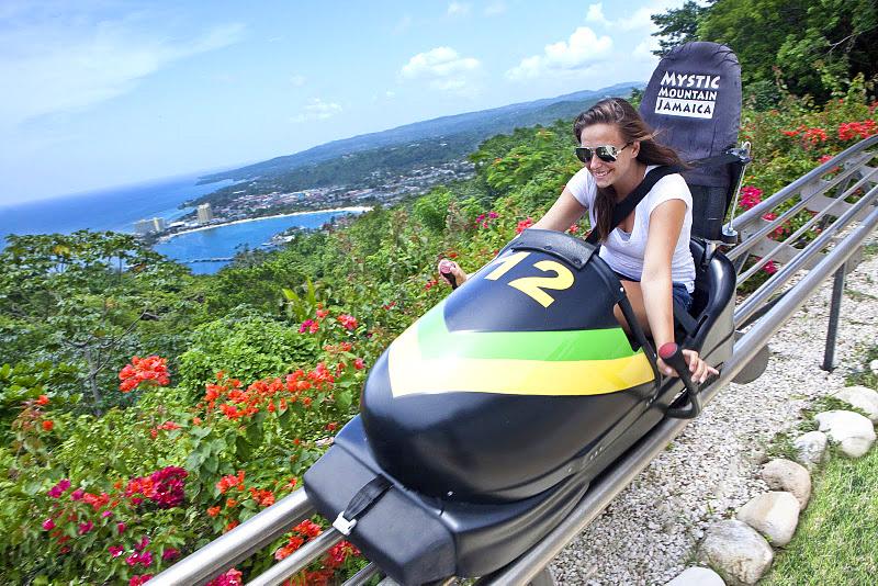 牙买加八条河神秘山