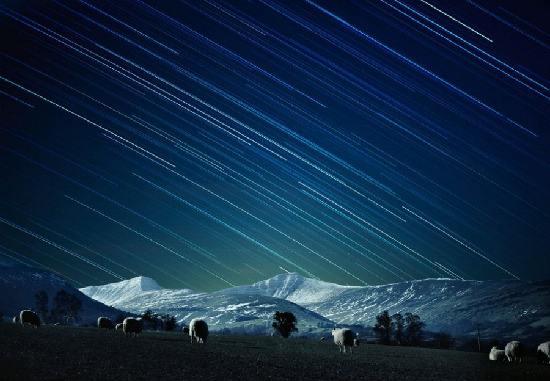 英国威尔士布雷肯比肯斯国家公园
