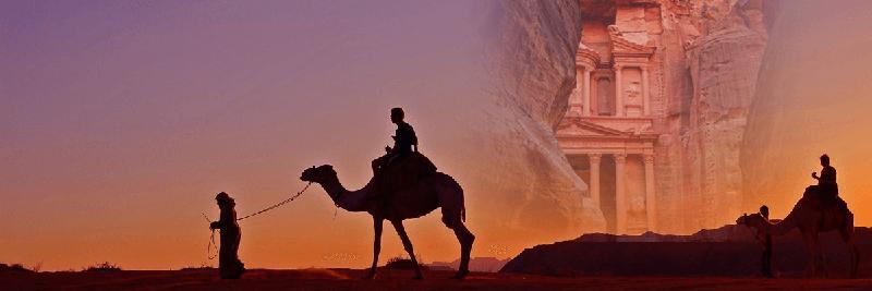 约旦之旅佩特拉速览之旅
