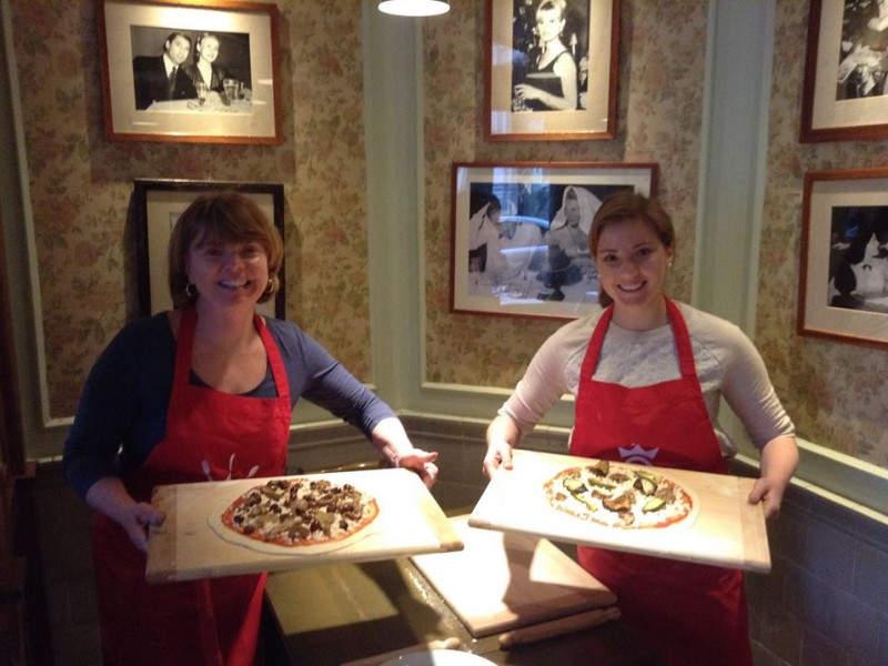 罗马法比奥美妙烹饪时光披萨制作课程