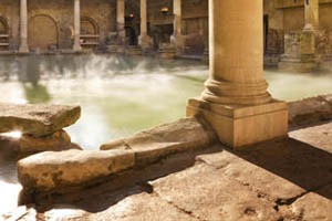 英国巴斯罗马浴场博物馆