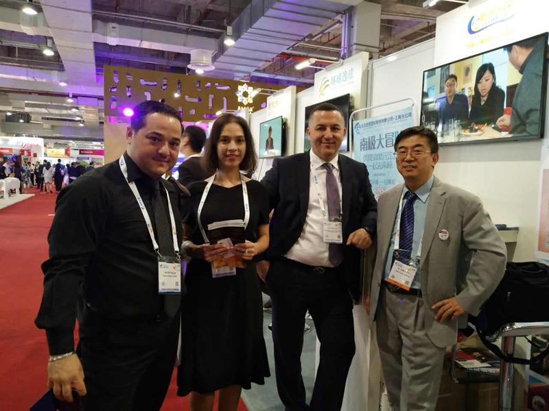 ITB China世界游网展台