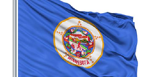 明尼苏达州州旗