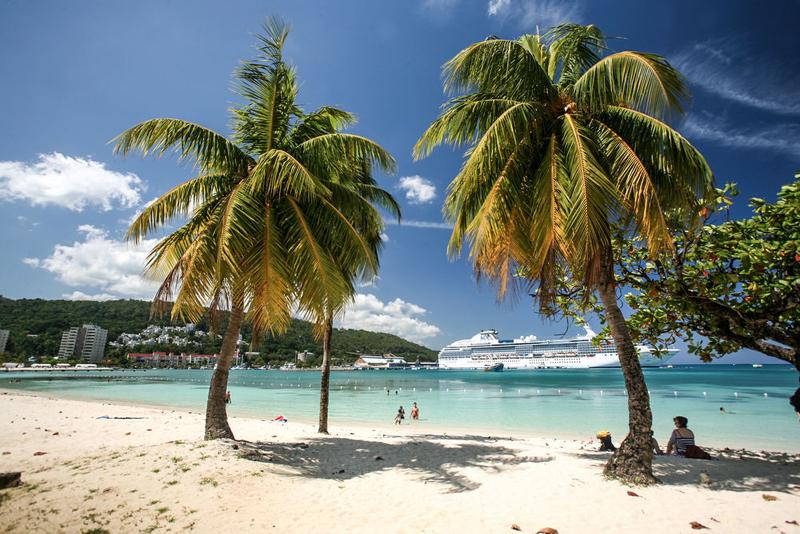 牙买加八条河湾