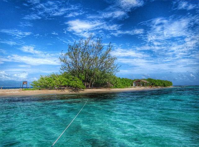 牙买加金斯敦珊瑚岛