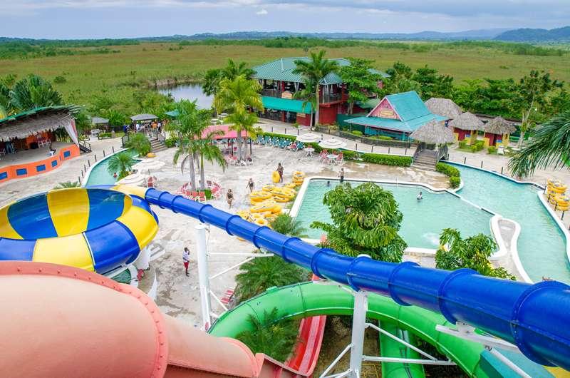 牙买加尼格瑞尔酷爽冒险园
