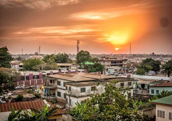 加纳库马西