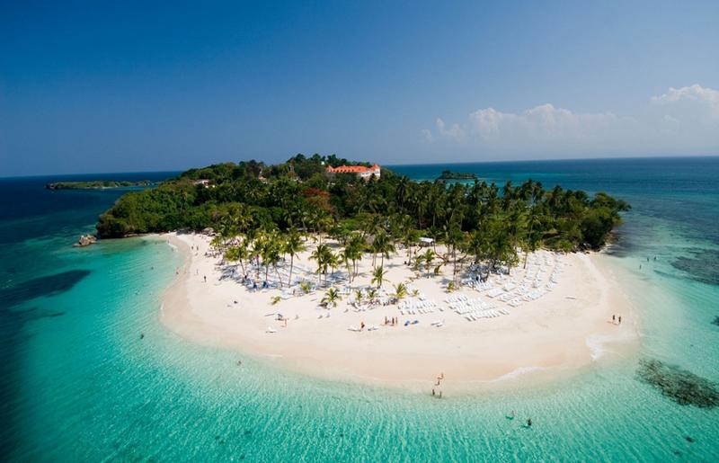 多米尼加萨马纳利凡塔多岛