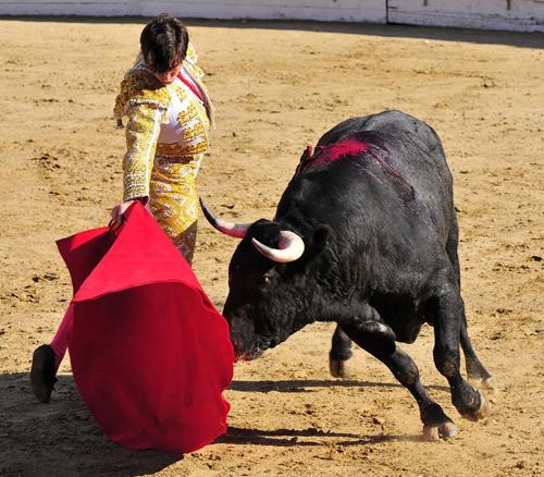 西班牙斗牛士