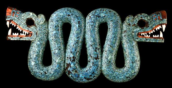 大英博物馆双头蛇