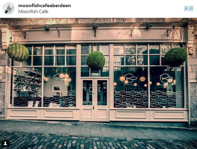 Moonfish Café餐厅