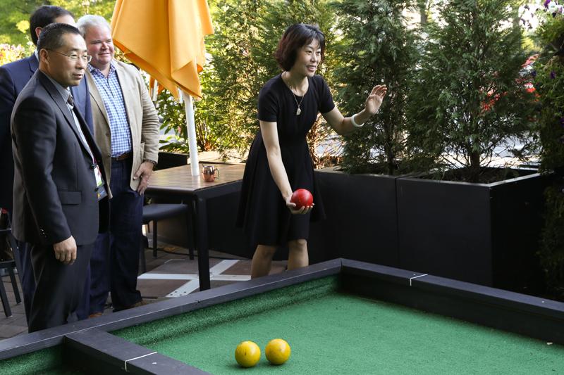 布卢明顿&阿斯本VIP私人奢华晚宴地掷球