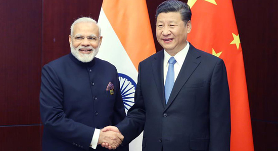 Xi says China, India should focus on cooperation