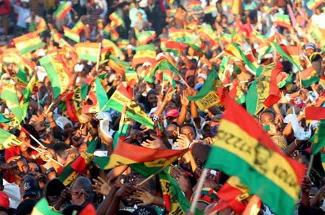 牙买加反叛者致敬节