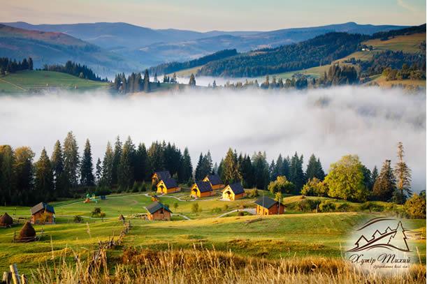 乌克兰自然景观