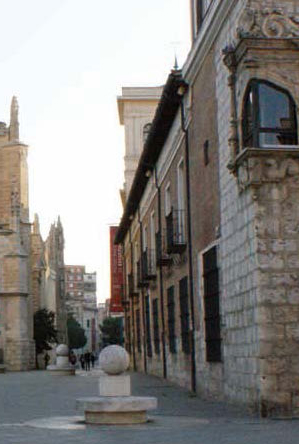 西班牙巴利亚多利德之旅