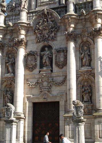 西班牙巴利亚多利德历史之旅