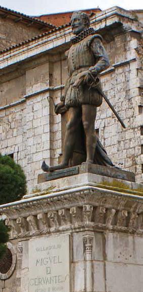 西班牙巴利亚多利德历史人物之旅