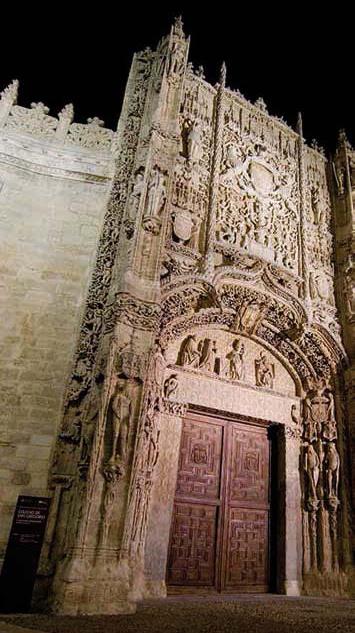 西班牙巴利亚多利德博物馆之旅