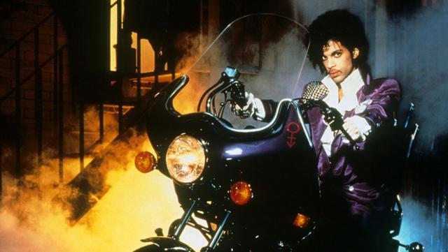 美国传奇歌手Prince