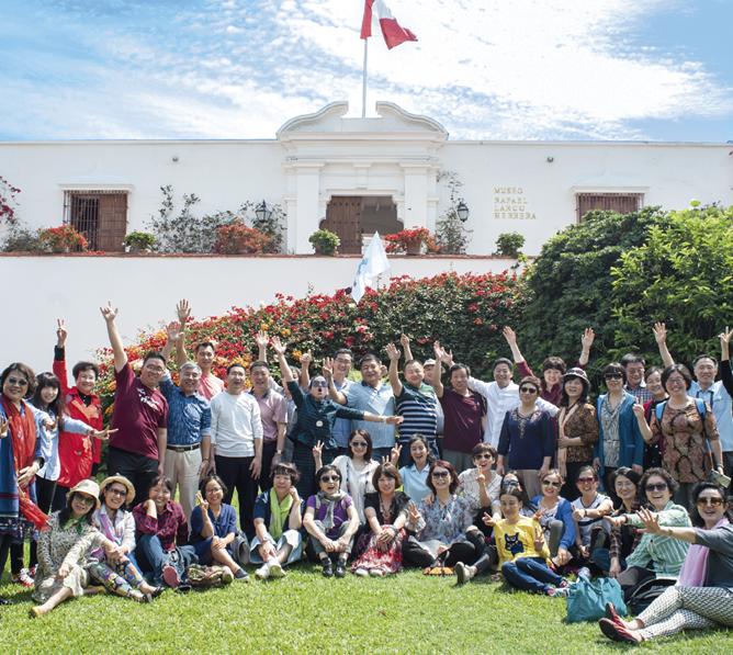 秘鲁-太平洋旅行