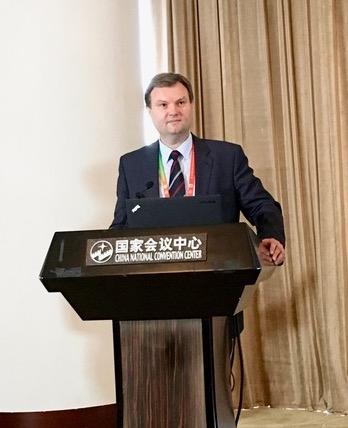 莫斯科体育和旅游发展部Alexey Tikhnenko