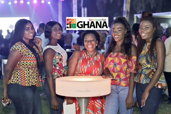 看加纳,吃加纳,穿加纳,感受加纳