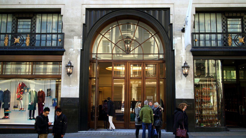 Retail in UK
