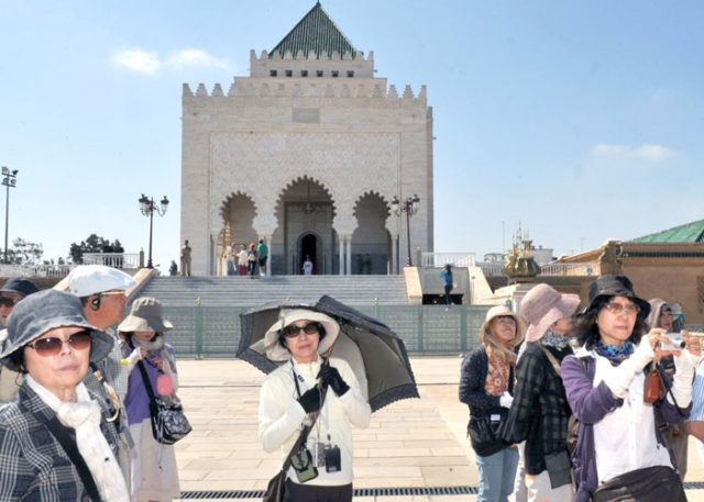 760% Increase in Chinese Visitors to Morocco
