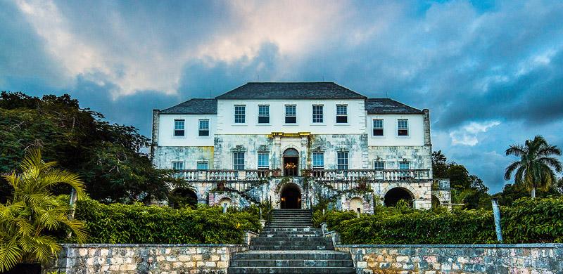 牙买加蒙特哥贝玫瑰堂大宅