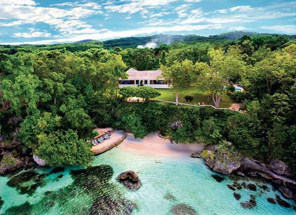 牙买加八条河黄金眼庄