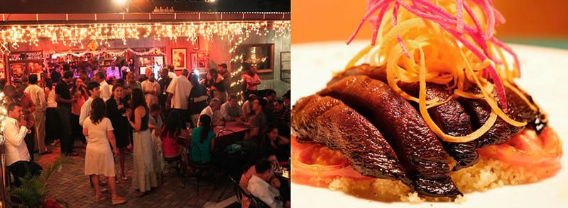 牙买加金斯敦Red Bones Blues cafe餐厅兼酒吧