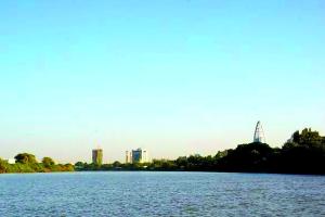 苏丹青尼罗河