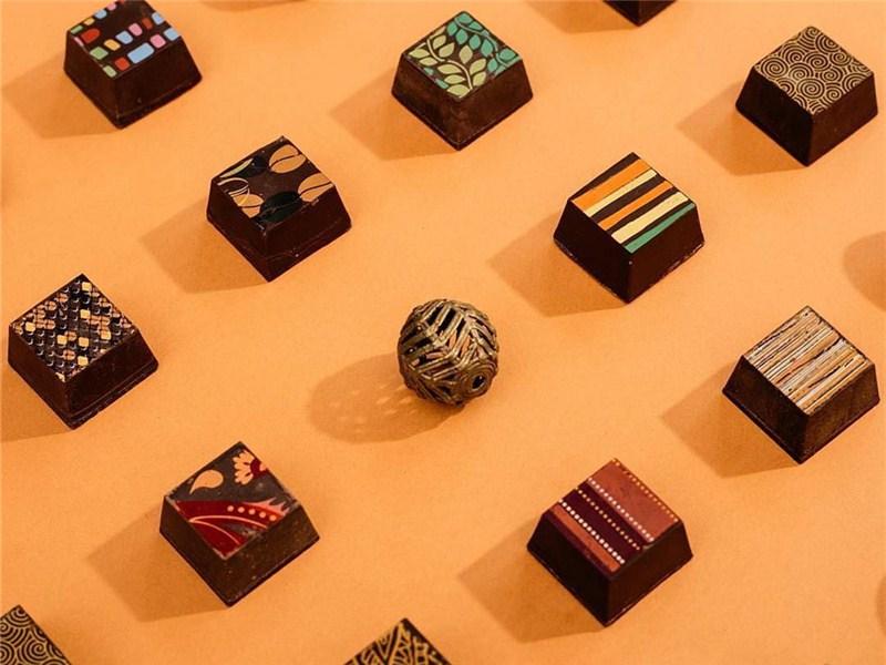 加纳巧克力