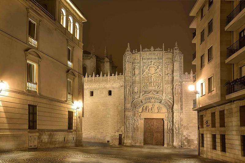 西班牙巴利亚多利德国家雕塑博物馆