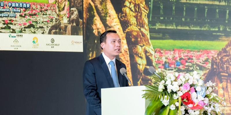 柬埔寨王国驻西安总领事辉比威