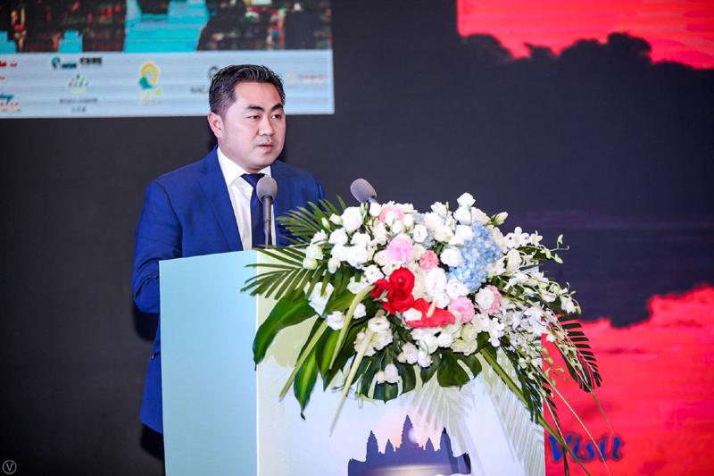 柬埔寨王国旅游部副部长维索斯