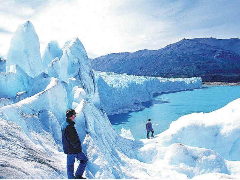 阿根廷巴塔哥尼亚冰原