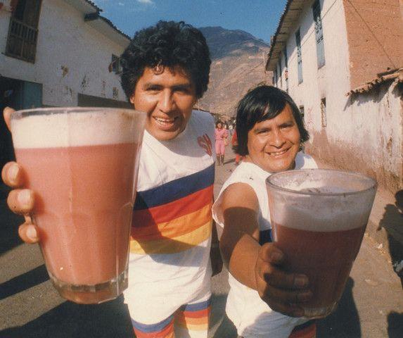 秘鲁青蛙汁