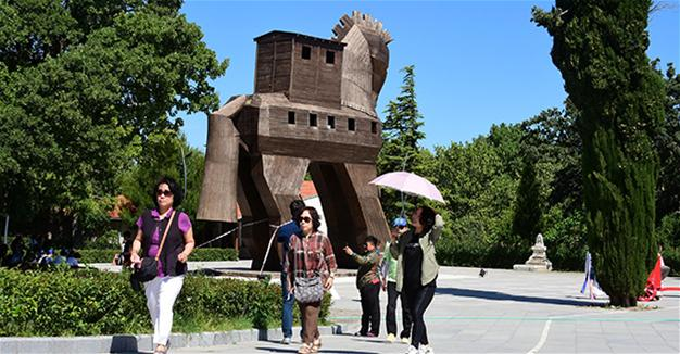 Turkey eyes 1 million Chinese tourists in 2018