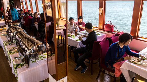 Big-spending Chinese tourists boost Helsinki tourist trade