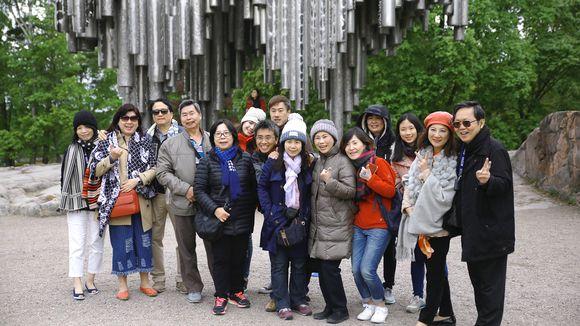 Big-spending Chinese tourists boost Helsinki tourist trade