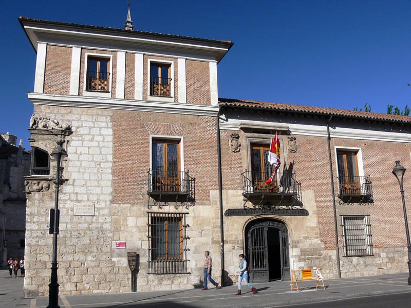 西班牙巴利亚多利德皮门特尔宫